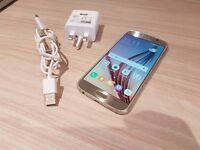 Samsung Galaxy S6 Gold 32GB Unlocked