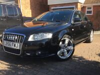 Audi A4 TDI S line special edition 56