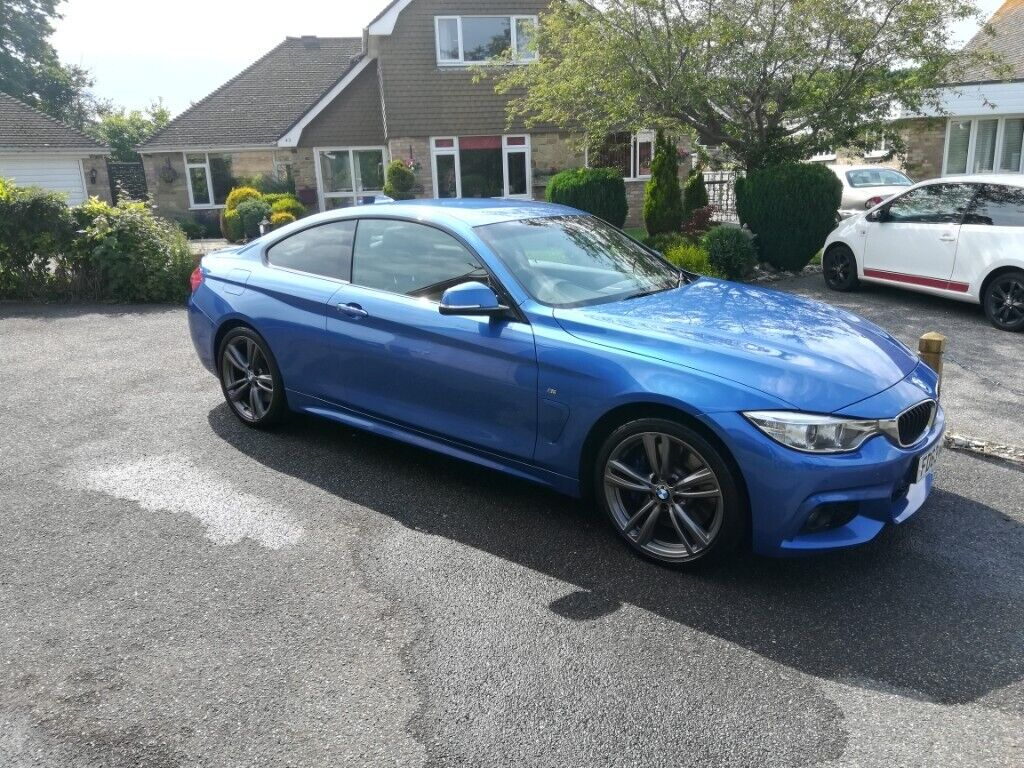 Bmw 435d m sport | in Bexhill-on-Sea, East Sussex | Gumtree