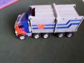 Various Transformer Toys