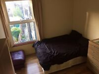 Nice double room for rent in lovely flat 3 min from Turnpike Lane Station