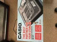 Electronic Casio SE- G1 till