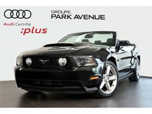 2011 Ford Mustang GT CABRIOLET ! NOUVEL ARRIVAGE !