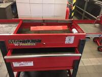 Mac tools tool trolly