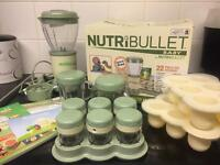 NutriBullet baby by nutribullet 22 piece boxed