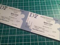 Sean Lock tickets Brighton Dome 31st March 2017