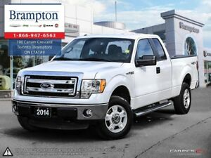 2014 Ford F-150 XLT | TRADE-IN | 1 OWNER | BLUETOOTH | CD | TONN