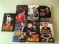 Autobiography Book Bundle