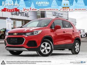 2017 Chevrolet Trax LT AWD REMOTE START  SUNROOF REAR PARK ASSIS