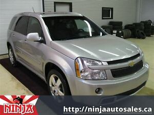 2008 Chevrolet Equinox Rare Sport With High Output V6