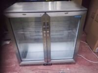 Twin Door Display Fridge