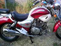 Kymco 125cc Cruiser Years m.o.t
