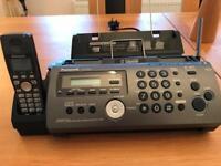 Panasonic Fax Machine KX-FC225