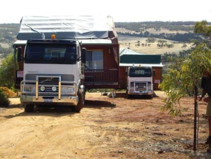 Countrywide House Transporters- Transporting Buildings Forrestfield Kalamunda Area Preview