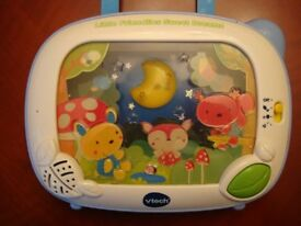 VTech Little Friendlies Sweet Dreams Mobile and Projector Light