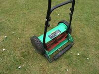 Lawnmower Push Type Suit Smaller Garden Weymouth