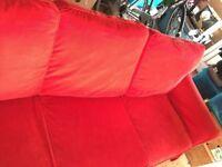 IKEA 3 seated sofa