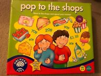 POP TO THE SHOPS FUN EDUCATIONAL GAME