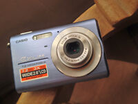 casio exilim ex-z75 digital camera