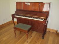 Yamaha W106B (U3) Upright Piano
