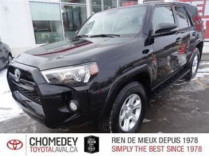 2016 Toyota 4Runner SR5 cuir toit ouvrant mags gps