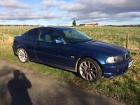 BMW 3 Series 2003 (53 plate) 2.0L Petrol
