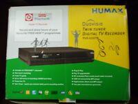 HUMAX PVR-9200TB Personal Video Recorder.
