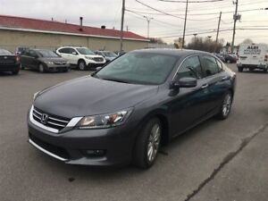 2014 Honda Accord EX-L, Cuir, Roues d'alliages