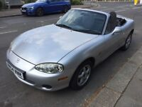 2005 Mazda MX5 Only 49,000 Miles Excellent Condition
