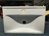 Small square wash handbasin (new)