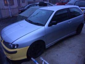 MK3 Seat Ibiza Cupra 1.8t Project
