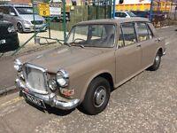 Vanden plas 1100 princess 1966 51 years old may swap classic car