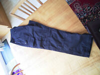 Mens Craghoppers Traverse hiking trousers, 32 waist, 29 leg. Worn once, good as new.