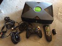 Original Xbox and accessories