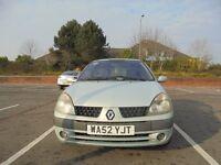 Renault Clio 1.2 16v Dynamique 3dr SILVER