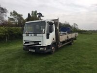 2000 IVECO NEW CARGO 75E15 DAY Dropsider Diesel