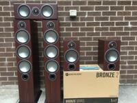 Monitor Audio Bronze Home Cinema Speakers