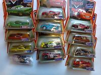 12 Disney Cars (Die Cast). Unopened, original Packs. **Ideal Xmas Presents**