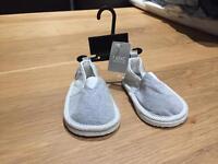 Boys Pre Walker Shoes - 0-3Months