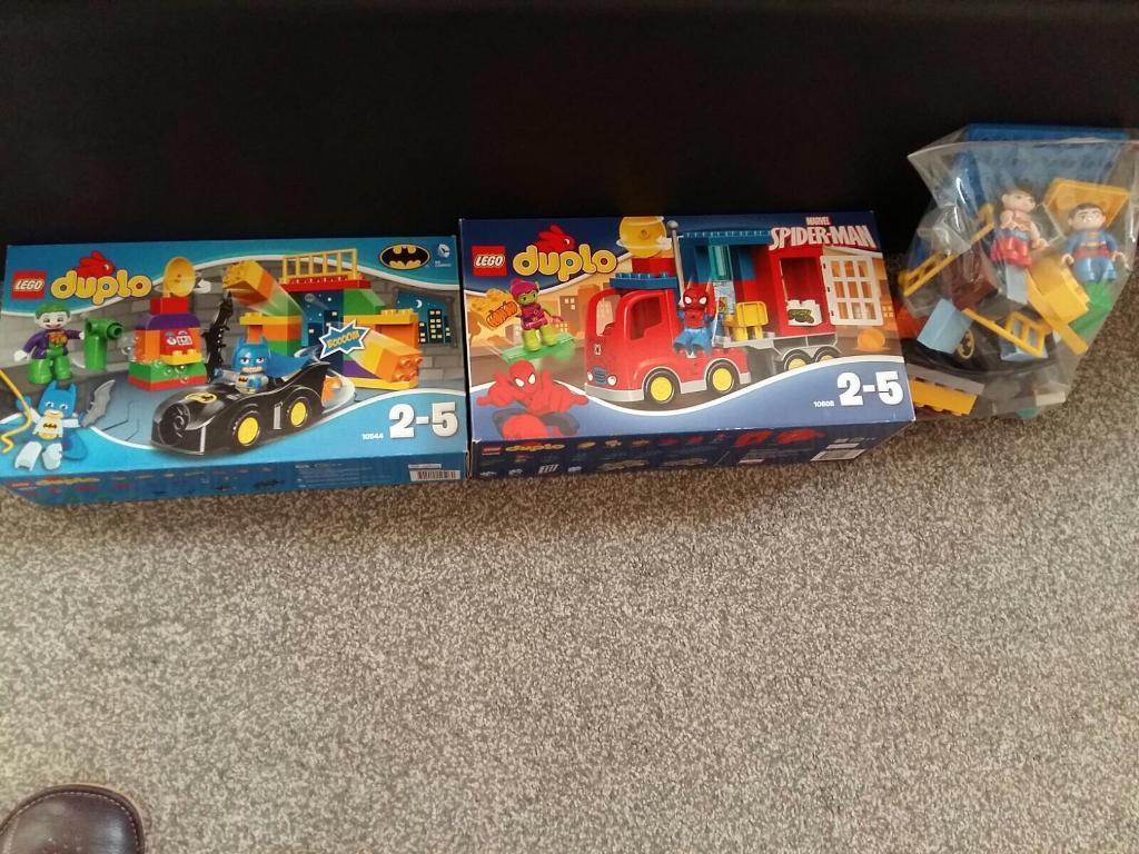 Superhero Duplo Lego