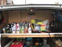 Mobile Car Valeting Van For Sale