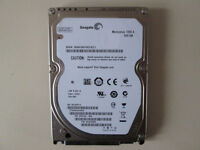 Seagate Momentus 500gb 7200 rpm Laptop HDD