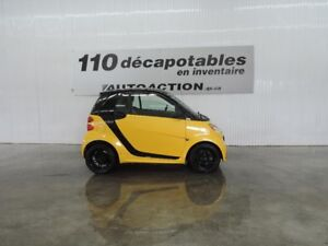 2013 Smart fortwo PASSION CITY FLAME NAV - CUIR - TOIT PANO