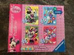 4 puzzels Mickey Mouse Clubhouse 2, 3, 4, 5 stuks