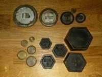 Kitchen weights