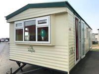 2 Bed Pre Owned Atlas Mirage Static Caravan, Ingoldmells Family Park Skegness Holiday Home Sale