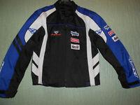 childs motorbike jacket xl