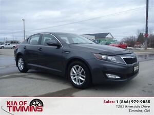 2013 Kia Optima LX Heated Seats Bluetooth