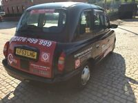 LTI TAXI TX2 2003 LATE TYPE INTERIOR AUTOMATIC EX COVENTRY CAB IMMACULATE CONDIOTION AI ENGINE BOX