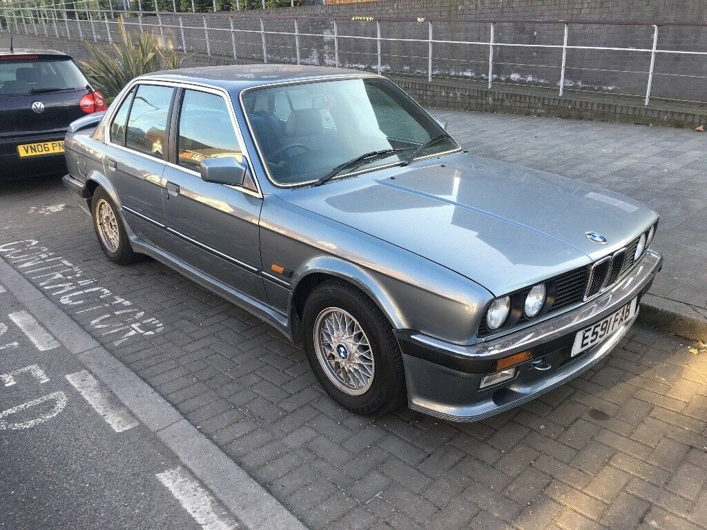 Low milage 1987 BMW 325I M tech 1 one owner from new !!!! | in ...